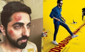 Ayushmann Khurrana wore special lens for blind look in AndhaDhun, reveals Preetisheel Singh