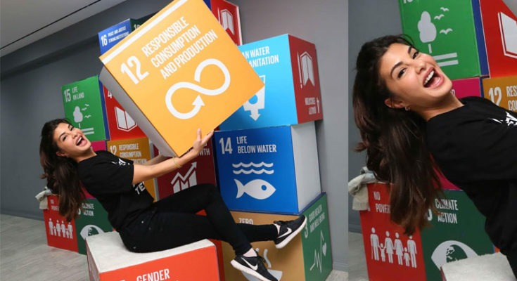 Jacqueline Fernandez supports to End Cosmetic Animal Testing Globally