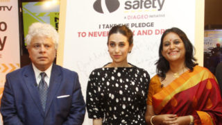 Karisma Kapoor supports mental health initiative by Mumbai's school children