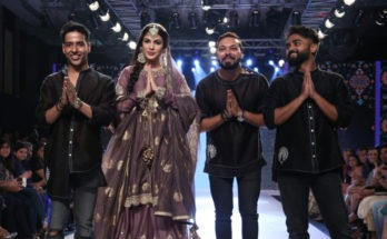 Rhea Chakraborty dazzled the runway in RAR Studio at Bombay Times Fashion Week'18