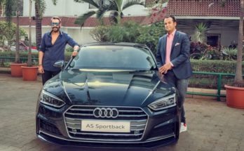 Ajay Devgn drives home the Audi A5 for his best 'Answer of the season' on Koffee with Karan