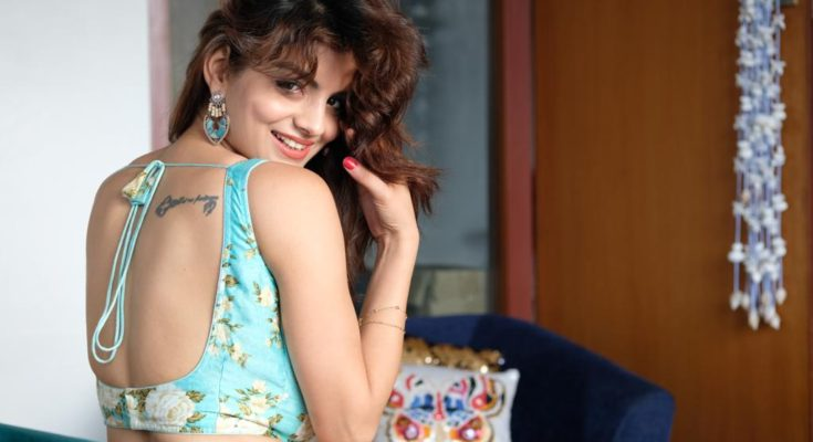 Anveshi Jain roped in for ALT Balaji's 'Boss – Baap of special services'