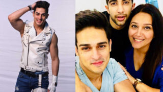 Priyank Sharma's refers his onscreen mother Niki Walia as 'NikiMaa'