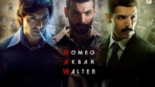 RAW (Romeo Akbar Walter)-The story of a man who gives up everything he has, for his country! | Trailer