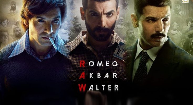 Rehmatulla Ali aka Romeo: John plays an ordinary guy in extraordinary circumstances in the upcoming spy thriller, RAW Bulleya, song out now!