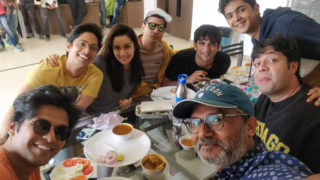 Sushant Singh Rajpur and Shraddha Kapoor head back to college for next