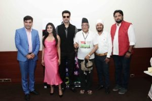Read more about the article Actor Gavie Chahal starer 'Yeh Hai India's trailer launch