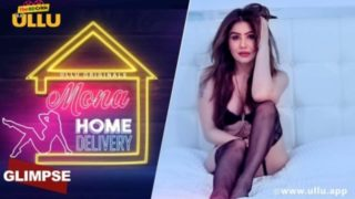 Kangana Sharma playing a sex worker in Ullu App's Series Mona Home Delivery