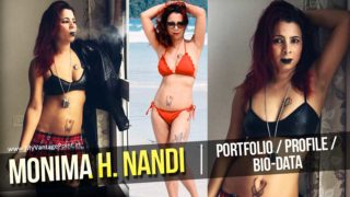 Monima Hazarika Nandi – Bold & Beautiful Freelance Swimwear and Lingerie Model