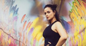 Prachi Tehlan on a fitness spree after 'Mamangam'