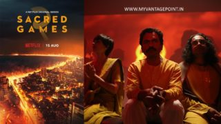 The Second Season of Sacred Games is All Set To Stream on Netflix This August 15, 2019