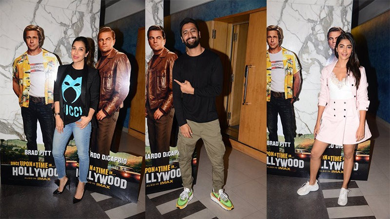 Celebrities galore at special screening of the much awaited Once Upon A Time In Hollywood!