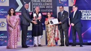Read more about the article Motherhood Hospitals wins FICCI Healthcare Excellence Awards award for patient care