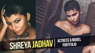 Shreya Jadhav Portfolio – Confident Young Model from Nashik, Maharashtra