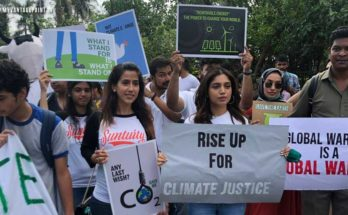 Celebrities, top business leaders and students all join hands for global strike, demand action on climate change in Mumbai