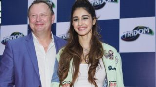 Tridom, India's largest indoor amusement destination is being introduced to the city of Hyderabad by Disha Patani