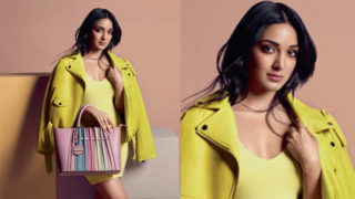 Giordano Handbags Signs Kiara Advani as Brand Ambassador in India