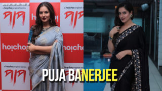 Hoichoi unveils Puja Banerjee's first web series 'Paap'