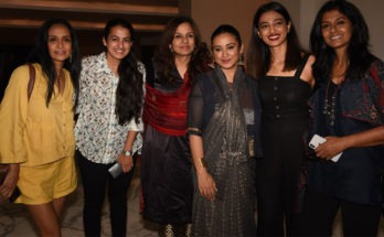 Radhika Apte, Nandita Das, Divya Dutta at India's Got Colour Event