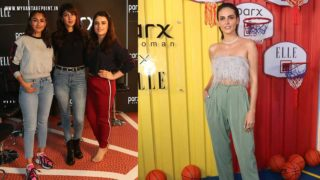 Ladies, let the Winter Games begin! New Collection Launch by Parx Woman in association with ELLE India