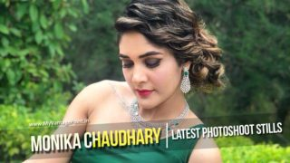 Actress Monika Chaudhary Latest Photo-shoot