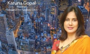 Ms. Karuna Gopal invited to address the plenary session of 'Global Innovation Forum' at Republic of Korea, in October