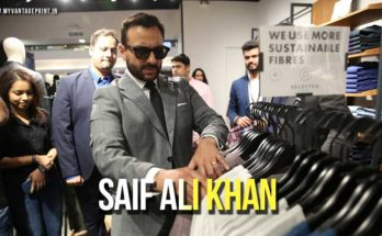 Selected Homme announces Saif Ali Khan as Brand Ambassador