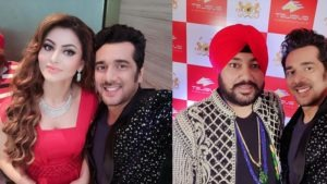Urvashi Rautela and Daler Mehendi grace Evolet India's event with AK Rahman stealing the show