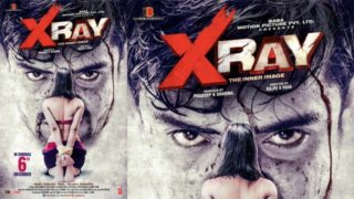 X-Ray: The Inner Image First Look Poster: Intense psycho thriller on the cards!