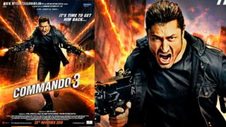 Commando 3 Movie starring Vidyut Jammwal, Adah Sharma, Angira Dhar, Gulshan Devaiah and Directed by Aditya Datt