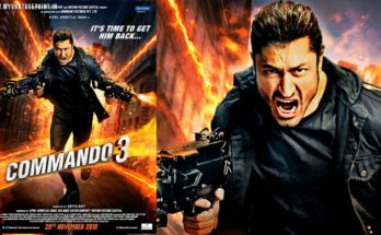 Commando 3 Movie of Vidyut Jammwal