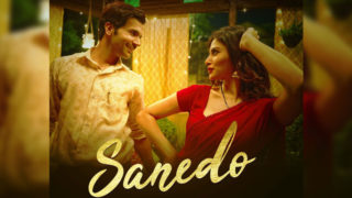 Made In China Movie's 'Sanedo' Song captures festive flavor, with a dash of naughtiness starring Mouni Roy & Rajkummar Rao
