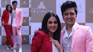 Power couple Riteish Deshmukh and Genelia Deshmukh to associate with Kavya Group
