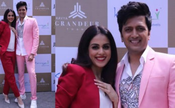 Riteish Deshmukh and Genelia Deshmukh to associate with Kavya Group