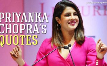 Quotes from Priyanka Chopra