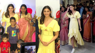 Renowned Bollywood Actress Alia Bhatt Supports the Cause 'Art For Heart'