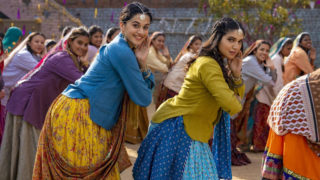 Taapsee Pannu and Bhumi Pednekar's  'Saand Ki Aankh' to close the 21st edition of the Jio MAMI Mumbai Film Festival 2019