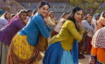 Taapsee Pannu and Bhumi Pednekar's empowering and crowd pleasing 'Saand Ki Aankh'