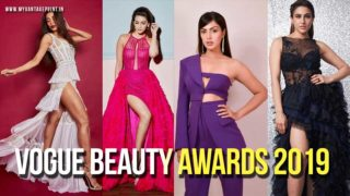 Vogue Beauty Awards 2019 – Celebrities Spotted on The Red Carpet