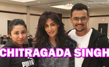 Bollywood Actress Chitragada Singh Praises Choreographer Erem Khan andSudeesh Nair at Dallas, Texas