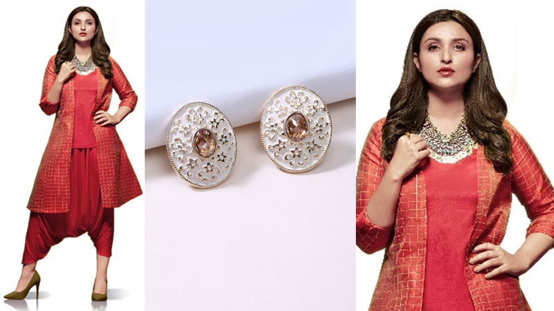 Celebrate this Wedding season with Parineeti for Rangriti Bridesmaid collection