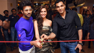 Kenneth Cole First Flagship Store In India Launched At Infiniti Malad Mumbai By Actors Pulkit Samrat And Kriti Kharbanda