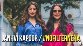Janhvi Kapoor reveals her secrets on JioSaavn #NoFilterNeha Show with Neha Dhupia in an Exclusive Interview