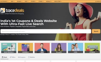 Tracedeals.in becomes India's first coupons & deals website with ultra-fast live search