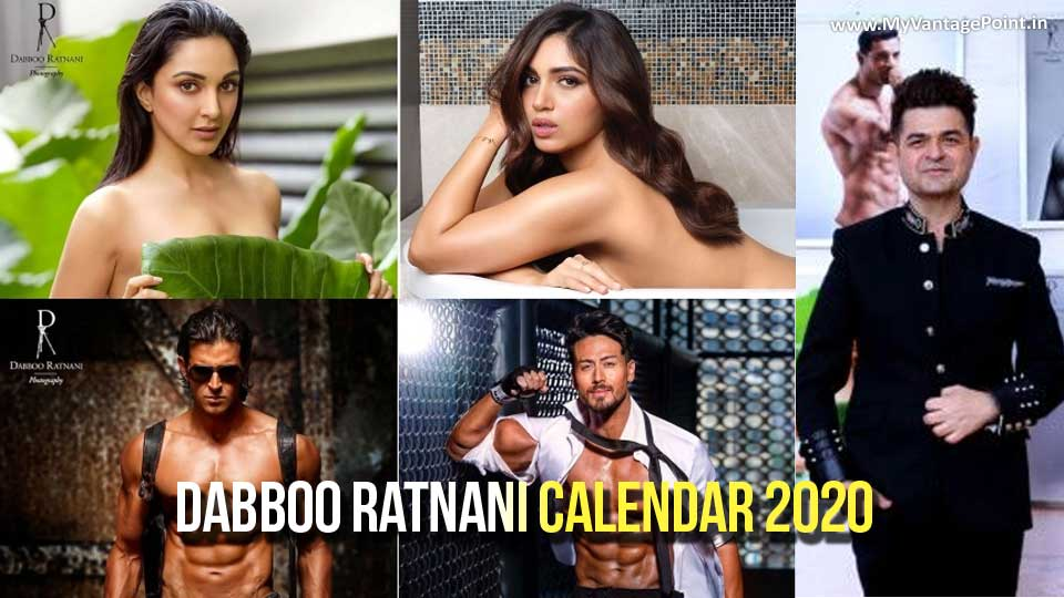 Dabboo Ratnani Calendar 2020 papped on Fujifilm GFX 100 camera for the first time
