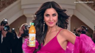 Katrina Kaif Unveils a new brand campaign for Slice 2020