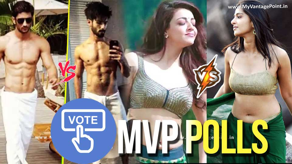 My Vantage Point Polls – VOTE for YOUR Favorite Celebrity and See if they are winning the competition