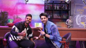Nitish Rana reveals about his first encounter with Shah Rukh Khan on Zing Game On