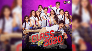 TEENAGERS of ALTBalaji's CLASS OF 2020 promise to take you back to your high-school days!