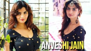 Anveshi Jain to play sexologist in her Telugu debut movie